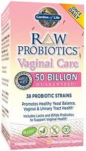 <b>Raw Probiotics Vaginal</b> Care 30 Capsules: Amazon.co.uk: Health ...