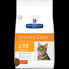 <b>Hill's</b>® <b>Prescription Diet</b>® c/d® <b>Multicare</b> Feline with Chicken - dry