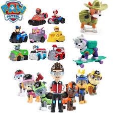 <b>Genuine Paw Patrol Dog</b> Toys Cowboy Set Deformation Cars ...