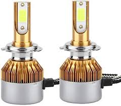 Fydun 1 Pair C6 Car LED Bulb Headlamp LED ... - Amazon.com