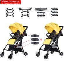 Двойные соединители для детских <b>колясок Bebe аксессуары</b> для ...