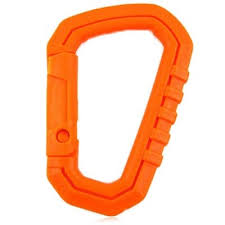 <b>1PC 35KN Aviation</b> Aluminum Carabiner Main Lock Outdoor Rock ...