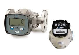 D Series <b>Diesel Flowmeter with</b> Oval Gear Technology | FLOMEC