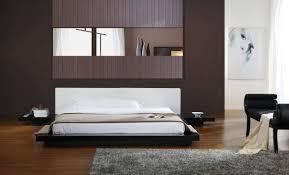 simple contemporary bedroom
