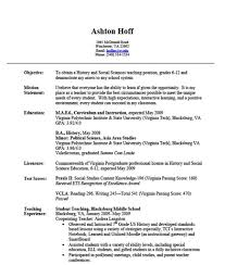 resume samples for biology teachers sample coverletter resume resume samples for biology teachers high school math teacher resume samples jobhero first year teacher resume