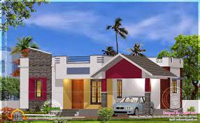 sq feet   single storied house   Kerala home design and    Single floor plan