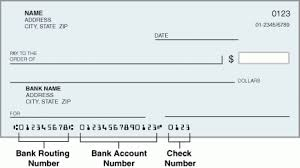 ACH Recurring Payment Authorization Form Example Check