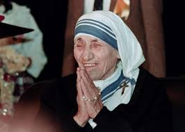 The fanatic, fraudulent Mother Teresa.
