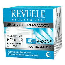 Revuele Индикатор молодости Укрепляющий ночной <b>крем</b>-<b>актив</b> ...