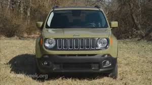 MotorWeek | Road Test: <b>2015 Jeep Renegade</b> - YouTube