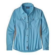 <b>Рубашка Patagonia Long-Sleeved</b> Sol Patrol женская - купить в ...