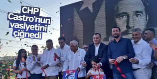 Çankaya Beldiyesi, Fidel Castro Parkı açtı
