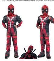 Wholesale Halloween <b>costumes</b> for <b>kids deadpool</b> - Buy Cheap ...