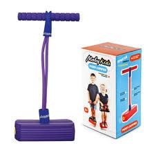 <b>Тренажер для прыжков</b> со звуком , фиолетовый, Mobykids ...