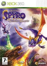 La Leyenda de Spyro La Fuerza del Dragón RGH Xbox 360 Español [Mega+]