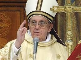 Αποτέλεσμα εικόνας για παπας φραγκισκος