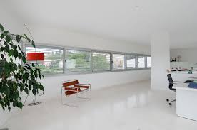 white wall paint house in bright interior design concept madrid fantastic open plan office room with bright office room interior