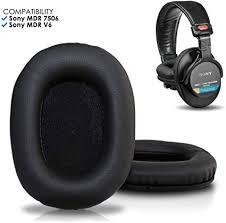 Upgraded Sony MDR 7506 Replacement Ear Pads by ... - Amazon.com
