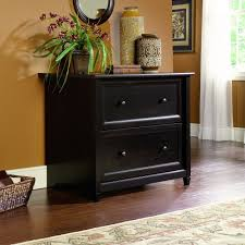 6 Drawer Lateral File Cabinet Amazoncom Sauder 409044 Estate Black Finish Edge Water Lateral