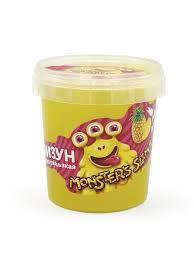 "<b>Слайм Kiki</b> ""<b>Monster's</b> Slime. Ананас"", цвет: желтый | Купить с ..."