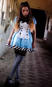Creepy and Dark <b>Alice</b> in Wonderland <b>Costume</b> | Dark <b>alice</b> in ...