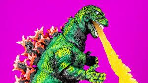 NECA <b>Godzilla</b> 1956 <b>Poster</b> Version Review - YouTube