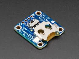 <b>12mm Coin Cell</b> Breakout w/ On-Off Switch ID: 1867 - $2.75 ...