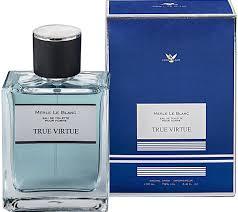 <b>Парфюмерная вода</b> для мужчин Merle le Blanc <b>True</b> Virtue 100 мл ...