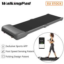 WalkingPad C1 <b>Fitness Walking Machine</b> Foldable Electric Gym ...