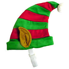 Outward Hound <b>Dog</b> Elf <b>Hat</b> Holiday and <b>Christmas Pet Accessory</b> ...