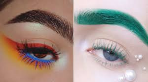 <b>Kat Von D</b> Rainbow Brow Pomade Used as Mascara, Liner and ...