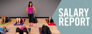 group fitness instructor salary center certified fitness trainer salary