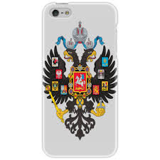 Чехол для iPhone 5 Имперский герб #451289– купить чехол для ...