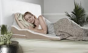 Slant <b>Wave</b> Side-Support <b>Pillow</b> | Avana Comfort