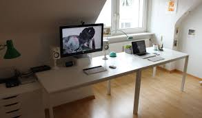 the complete guide to choosing or building the perfect standing desk bekant desk sit stand screen