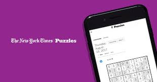 Sudoku - New York Times Number <b>Puzzles</b>
