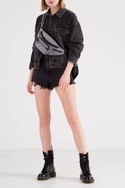 Темно-серая <b>джинсовая</b> куртка <b>Alexander Wang</b> – купить в ...