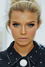 stunning summer makeup idea