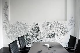 gorey office graffiti art soho ny artist office