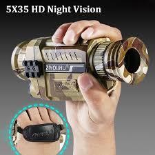 New <b>ZIYOUHU</b> 5x35 HD Digital <b>Infrared</b> Monocular Night Vision ...