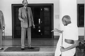 remembering jinnah the n nationalist the wire jinnah and gandhi in new delhi 1940