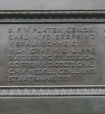 Carl Heinrich von Wedel