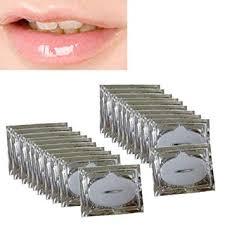 Crystal Lip Mask DEESEE(TM) 20pcs/lot skin care ... - Amazon.com