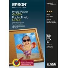 <b>Epson</b> A4 Glossy <b>Photo Paper</b>, 50 л. (<b>C13S042539</b>) купить в ...