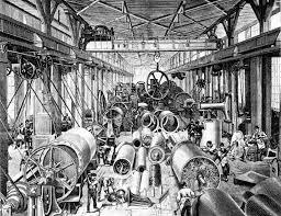 resourcesforhistoryteachers key concept 5 1 machine hall escher wyss 1875