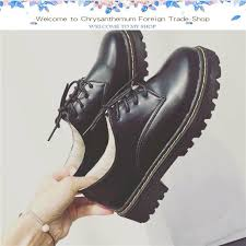 Women's shoes <b>autumn new single shoes</b> Korean version of the ...