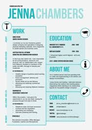 images about design resume on pinterest   graphic design    jenna chambers  graphic designer and owner of doric design  cv