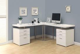 shape office desk black black desks for home office impressive l shaped computer desk with hutch black gloss rectangle home office