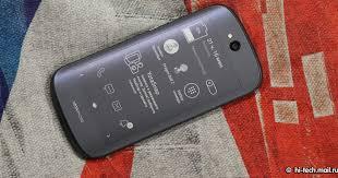 Обзор YotaPhone 2: первый в мире телефон с двумя сенсорными