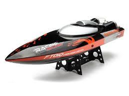 <b>Радиоуправляемый катер Feilun</b> FT010 Racing Boat 2.4G - FT010 ...